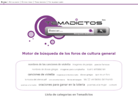 cultura.temadictos.org