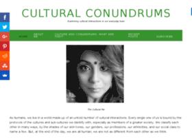 culturalconundrums.theblogpress.com