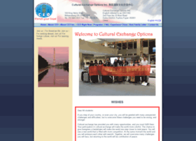 culturalexchangeoptions.com