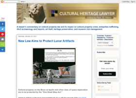 culturalheritagelawyer.blogspot.com