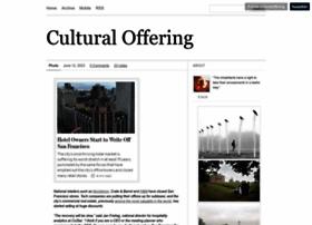 culturaloffering.com