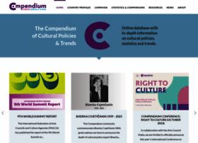 culturalpolicies.net