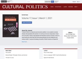culturalpolitics.dukejournals.org