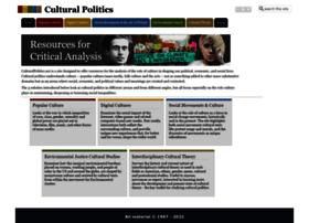 culturalpolitics.net