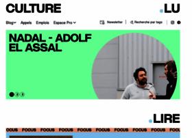 culture.lu