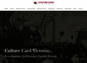 culturecardvictoria.com.au