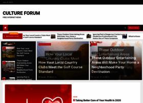 cultureforum.net