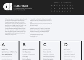 culturehall.com