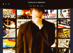 cultureindecline.com