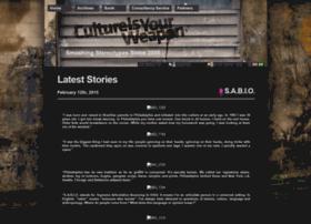 cultureisyourweapon.com