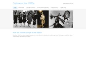 cultureof1920s.weebly.com
