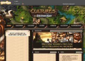 cultures-online.gamigo.de