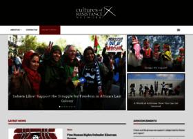 culturesofresistance.org