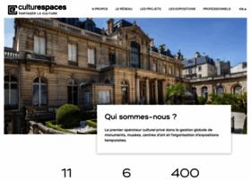 culturespaces.com