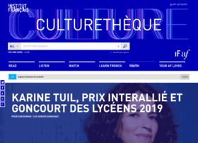 culturetheque.org.uk