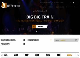 cultuurpodiumboerderij.nl