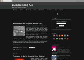 cumanisengaje.blogspot.com