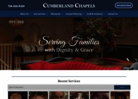 cumberlandchapels.com