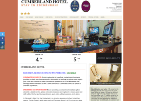 cumberlandhoteledinburgh.co.uk