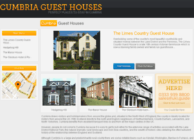 cumbriaguesthouses.co.uk