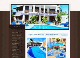 cumbuco-guesthouse.com