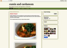 cuminandcardamom.blogspot.com
