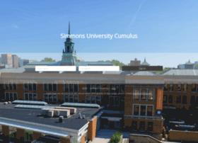 cumulus.simmons.edu