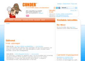 cunder.hu