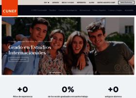 cunef.edu