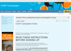 cunycomposers.wikifoundry.com