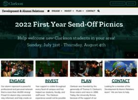 cuonline.clarkson.edu