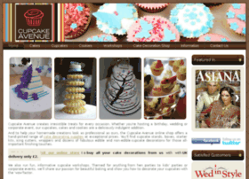 cupcakeavenue.co.uk