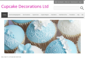 cupcakedecoration.co.uk