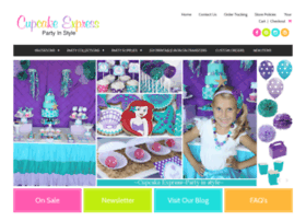 cupcakeexpressinc.com