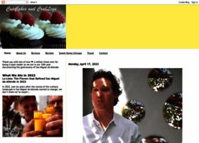 cupcakesandcrablegs.blogspot.com