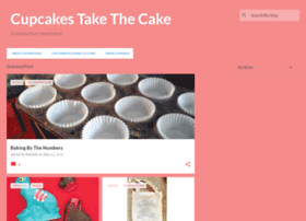 cupcakestakethecake.blogspot.in