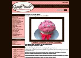 cupcakeworld.com.au