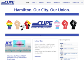 cupe5167.org