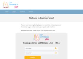 cupexperience.com