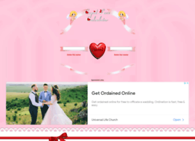cupidlovecalculator.com