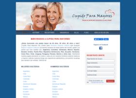 cupidoparamayores.com