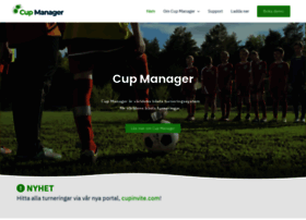 cupmanager.net