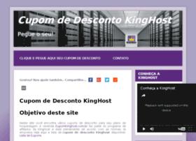 cupomkinghost.com.br