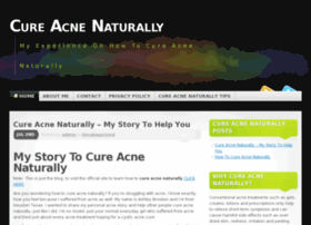 cure-acne-naturally.org