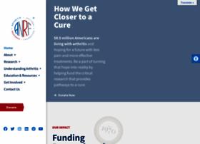 curearthritis.org
