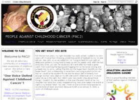 curechildhoodcancer.ning.com