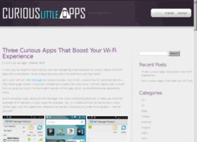 curiouslittleapps.com