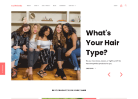 curlfriends.com