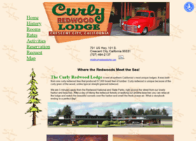 curlyredwoodlodge.com