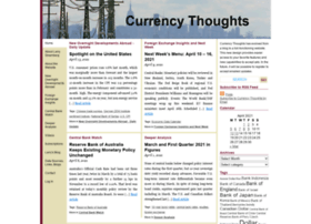 currencythoughts.com